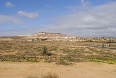 Canary Island - Fuerteventura Royalty Free Stock Images