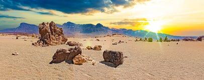 Canary island.Gran Canaria Natural Park Royalty Free Stock Image
