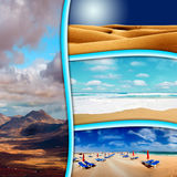 Canary island Stock Photo