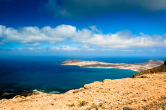 Canary island Lanzarote Stock Image