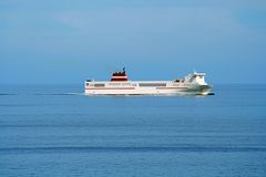 Canary islands Ferry Stock Image