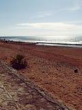Canary Islands Spain Tenerife. South Beach Royalty Free Stock Photos