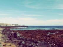 Canary Islands Spain Tenerife. South Seaside Stock Photo