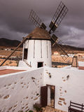 Canary Islands Windmill Museum Royalty Free Stock Image