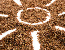 Canary-seed Royalty Free Stock Photography