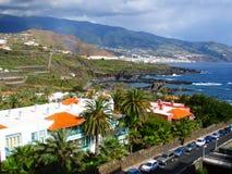 Canary summer coast Royalty Free Stock Photos