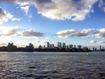 Canary Wharf Fotografia de Stock