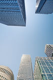 Canary Wharf Stock Photography
