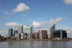 Canary Wharf stock photography