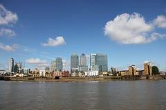 Canary Wharf royalty free stock image