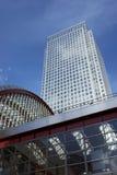 Canary Wharf Royalty Free Stock Photo