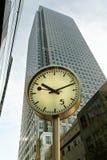 Canary Wharf. Stock Photo