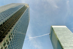 Canary Wharf. Stock Images