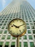 Canary Wharf. Royalty Free Stock Photo