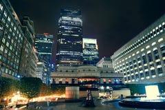 Canary Wharf Imagens de Stock