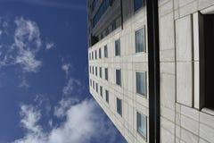 Canary Wharf Fotografia Stock Libera da Diritti