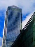 Canary Wharf Royaltyfria Bilder