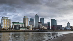 Canary Wharf archivi video