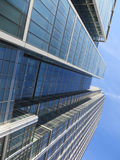 Canary Wharf Buildings Royalty Free Stock Images
