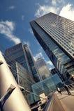 Canary Wharf, London Royalty Free Stock Photos