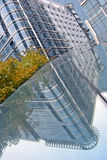 Canary Wharf , London Royalty Free Stock Image