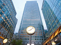 Canary Wharf, London Stock Images