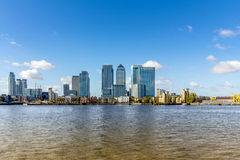 Canary Wharf, London Stock Photography