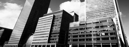 Canary Wharf, Londres Imagen de archivo libre de regalías