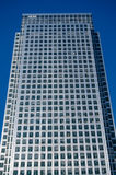 Canary Wharf ragen, London hoch Lizenzfreies Stockbild