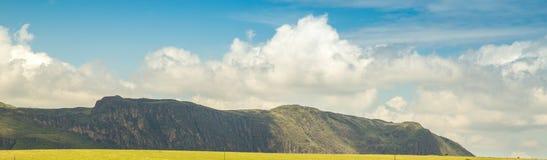 Canastra Brésil de serra de parc national Photos libres de droits