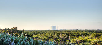 Canaveral National Seashore Royalty Free Stock Images