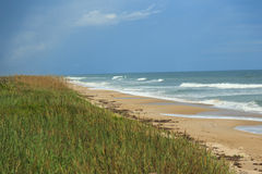 Canaveral National Seashore Stock Photo