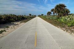 Canaveral obywatela Seashore zdjęcie stock