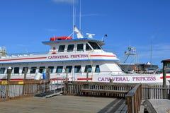 Canaveral Princess Royalty Free Stock Photo
