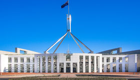 Canberra Australien Royaltyfri Fotografi