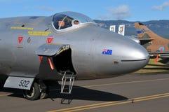 Canberra-Bomber-Flugzeuge Lizenzfreie Stockfotos