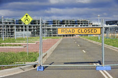 In Canberra built many new buildings Royalty Free Stock Images