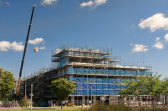 In Canberra built many new buildings Stock Photos