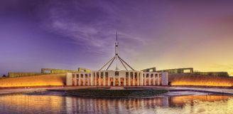 Canberra. Taken in Spring 2015 Stock Photo