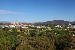 Canberra en Australia fotografía de archivo libre de regalías