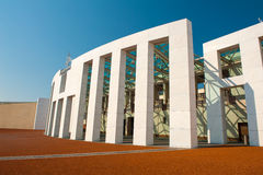 Canberra Royalty Free Stock Photo