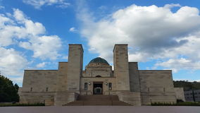 Canberra, monumento de guerra australiano 2015 metrajes