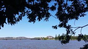 Canberra, território de capital australiana - ATO video estoque
