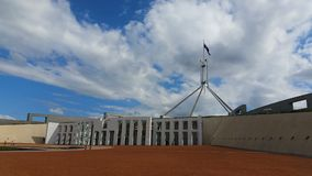 Canberra, territorio de capital australiana - ACTO almacen de metraje de vídeo