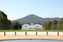 Canberra View Royalty Free Stock Images