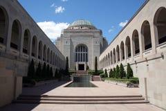 Canberra War memorial Stock Photo