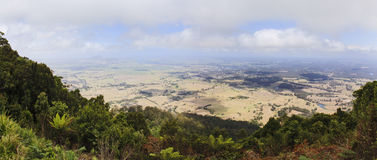 Canbewarra Lookout Stock Photo
