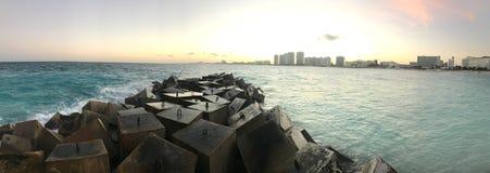 Cancún стоковое изображение