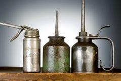 Canc del petróleo Imagen de archivo libre de regalías