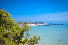 Cancale Brittany France Royalty Free Stock Photos